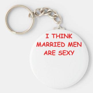 married keychain