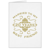 Married My Best Friend Card