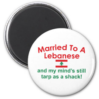 Married to a Lebanese Magnet
