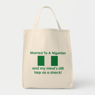 Married to a Nigerian Bags