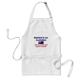 Married to an Australian Standard Apron
