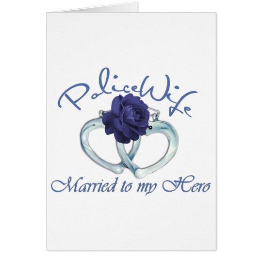 Married to my Hero Card