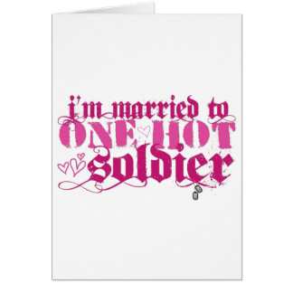Married to one hot... cards