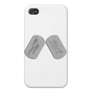 Married to the Military 2012 iPhone 4 Cases