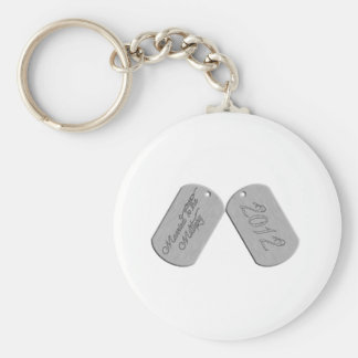 Married to the Military 2012 Key Chains