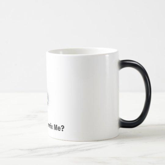 married, Will You Marrie Me? Magic Mug