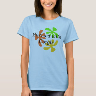 Married with Corgis T-Shirt