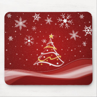 Marry Christmas Mouse Pads