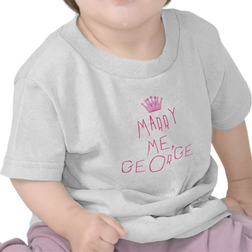 Marry Me, George T-shirt
