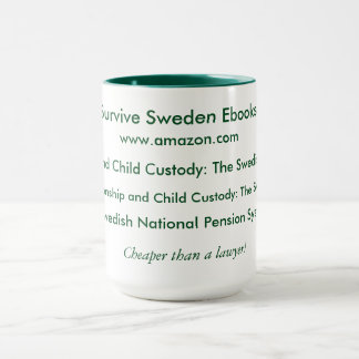 Marrying Your Swede! Mug