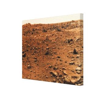 Mars 10 canvas print