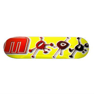 Mars 1.0 skateboard