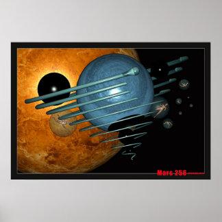 Mars 256 poster