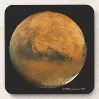 Mars 2 drink coasters