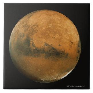 Mars 2 large square tile