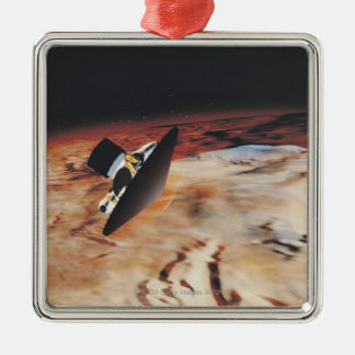 Mars 3 christmas ornament