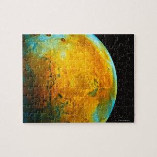 Mars 4 jigsaw puzzle
