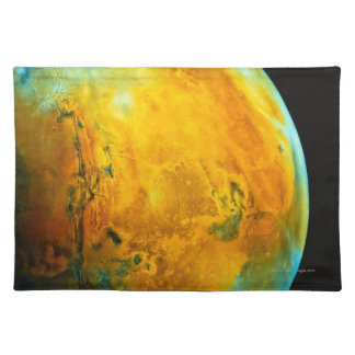 Mars 4 placemat