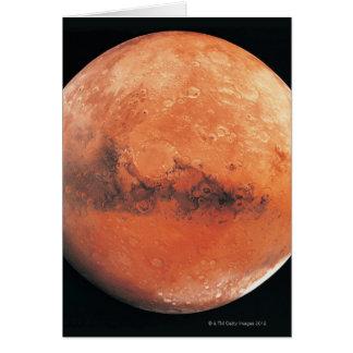 Mars 6 card