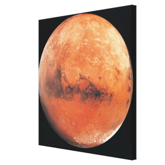 Mars 7 gallery wrapped canvas