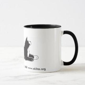 MARS Akita Mug
