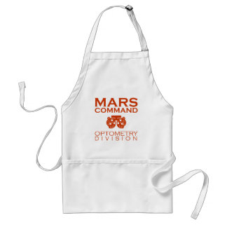 Mars Command Optometry Division Standard Apron