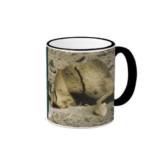 Mars Critter Ringer Mug