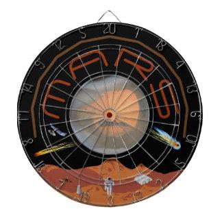 Mars Dartboard
