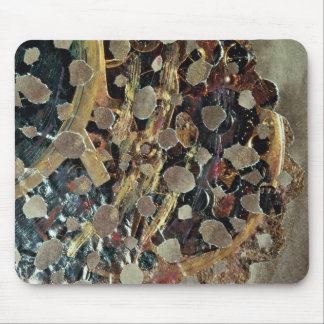 Mars expedition artifact, mixed media on pastel pa mousepads