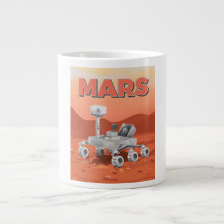 Mars Exploration Rover Large Coffee Mug