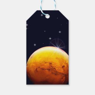 Mars Gift Tags