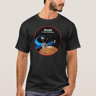 Mars Global Surveyor T-Shirt