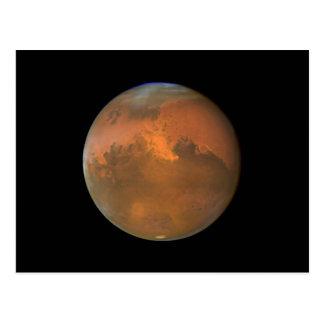 Mars (Hubble Telescope) Postcard