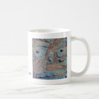 """Mars image: """"James 'Cool Papa' Bell"""",  Basic White Mug"""