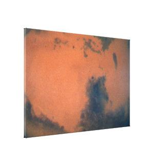 Mars -- March 10, 1997 Gallery Wrap Canvas