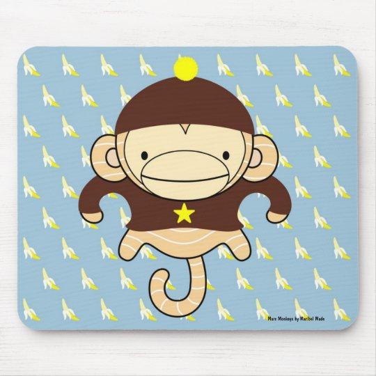 Mars Monkey Bananas Mousepad - FRANKIE