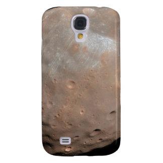 Mars moon Phobos Galaxy S4 Cases