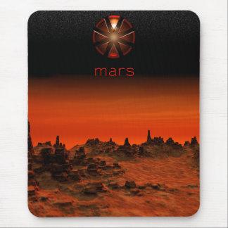 Mars Mouse Pad