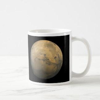 Mars Basic White Mug