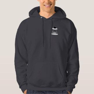 Mars nation alien hoodie