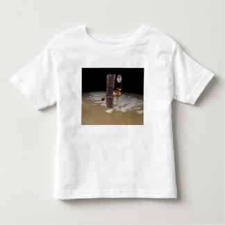 Mars Odyssey spacecraft T-shirts