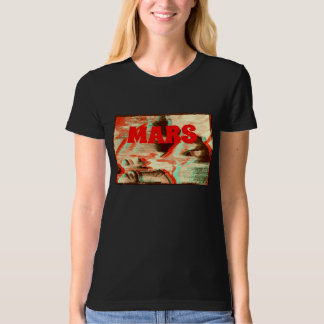 Mars Organic Fitted T-shirt
