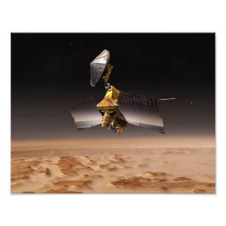Mars Reconnaissance Orbiter 2 Photo Print