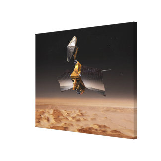 Mars Reconnaissance Orbiter 3 Canvas Print