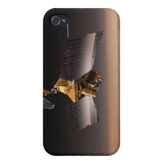 Mars Reconnaissance Orbiter 4 iPhone 4 Case