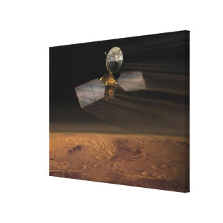 Mars Reconnaissance Orbiter Gallery Wrapped Canvas