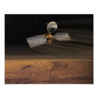 Mars Reconnaissance Orbiter Photo Print