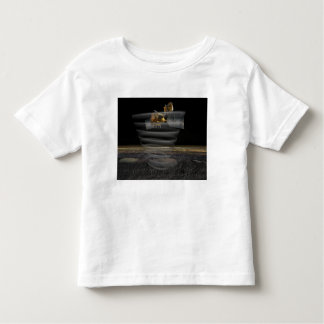 Mars Reconnaissance Orbiter's Radar at Work Toddler T-Shirt