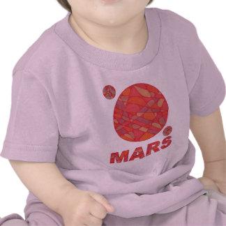 Mars Red Planet T-Shirt