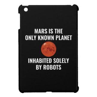 Mars Robot iPad Mini Cover